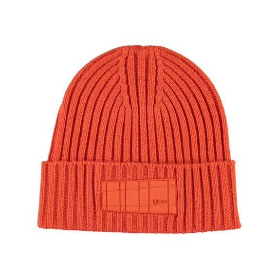 Шапка Molo Karli Signal Orange, арт. 7W20S307.8213, цвет Оранжевый