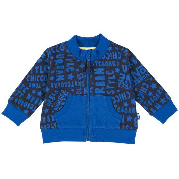 Кардиган Chicco Free spirit (синий), арт. 090.96969.086, цвет Синий