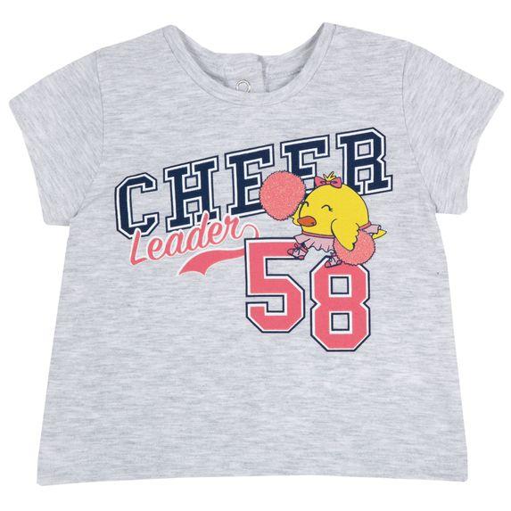 Футболка Chicco Cheerleader (серая), арт. 090.06955.091, цвет Серый