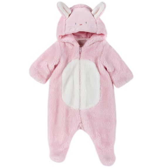 Комбинезон Chicco Happy bunny, арт. 090.02025.011, цвет Розовый
