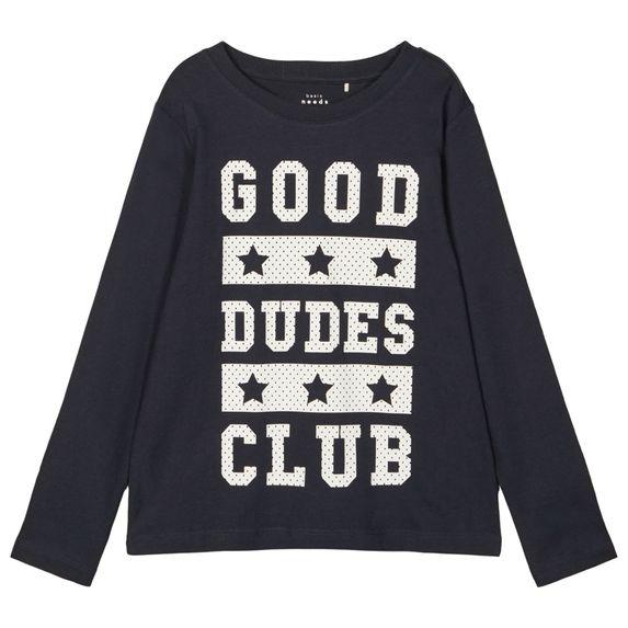 Реглан Name it Cool Dudes Club, арт. 203.13179179.DSAP, цвет Синий