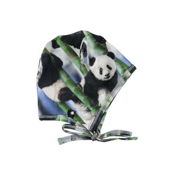 Шапка Molo Nilo Panda, арт. 7S20T210.6051, цвет Черно-белый