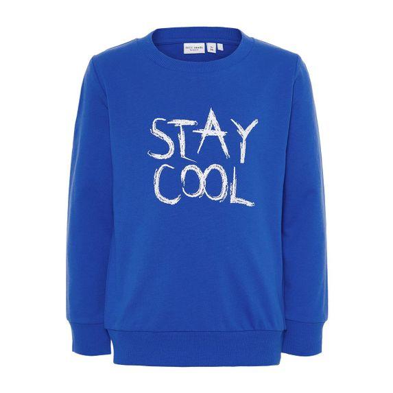 Джемпер Name it Stay cool, арт. 13162171.SBLU, цвет Синий