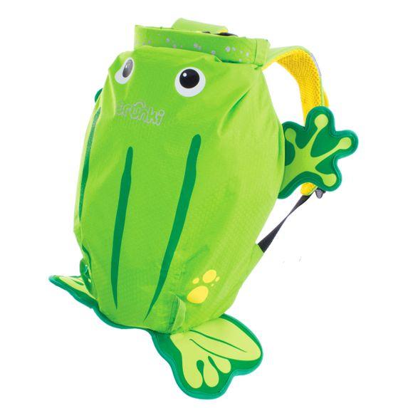 """Детский рюкзак Trunki """"Frog"""", арт. 0110-GB01-NP, цвет Салатовый"""
