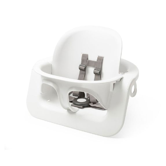 Сиденье с ограничителем для стульчика Stokke Steps, арт. 3498, цвет Белый