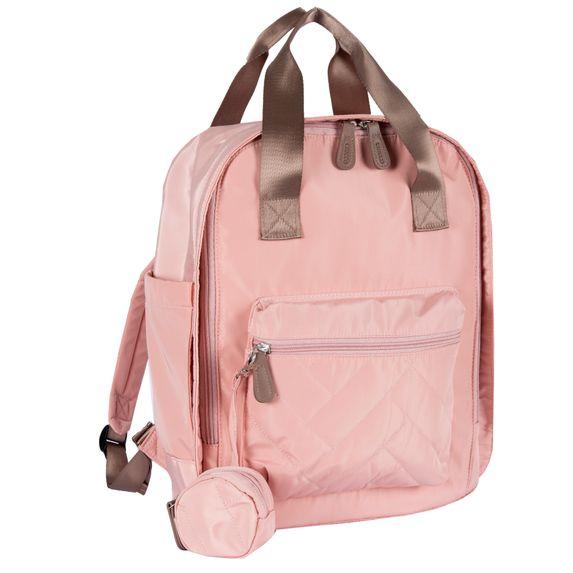 Сумка-рюкзак на коляску Chicco Pink cloud, арт. 090.46347.015, цвет Розовый