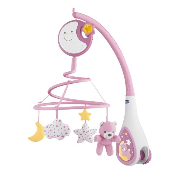 "Игрушка на кроватку Chicco ""Next2Dreams"", арт. 07627, цвет Розовый"