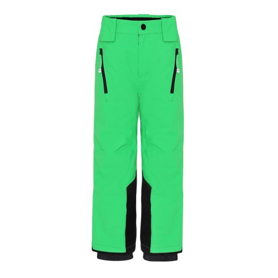 Термобрюки горнолыжные Molo Jump Pro Led Green, арт. 5W19I103.8017, цвет Салатовый
