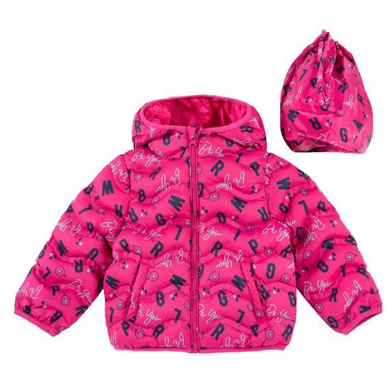 Куртка Chicco Unique, арт. 090.87076.016, цвет Розовый