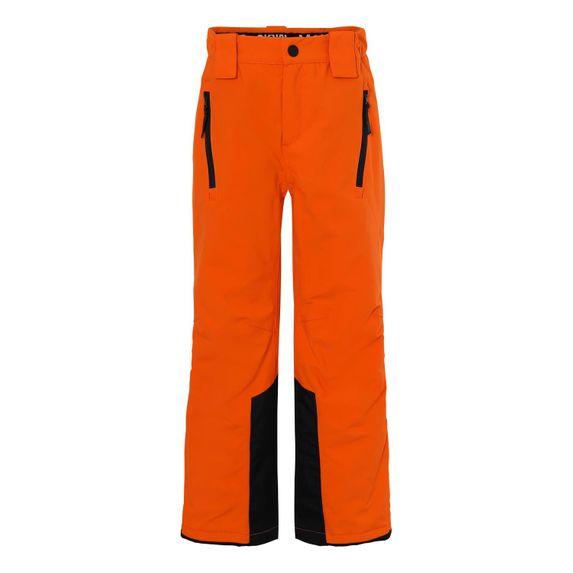 Термобрюки горнолыжные Molo Jump Pro Recycle Flame, арт. 5W20I104.8228, цвет Оранжевый
