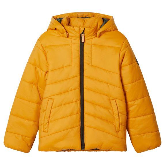 Куртка Name it Velle, арт. 203.13178870.GROD, цвет Оранжевый
