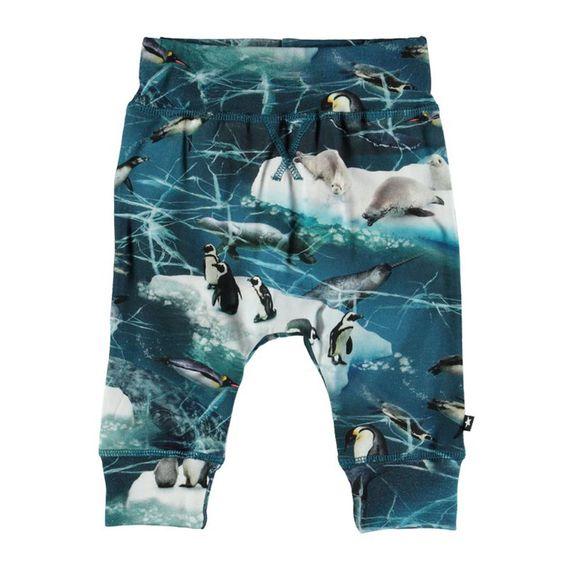 Брюки Molo Sammy Antarctica, арт. 3W19I210.4885, цвет Синий