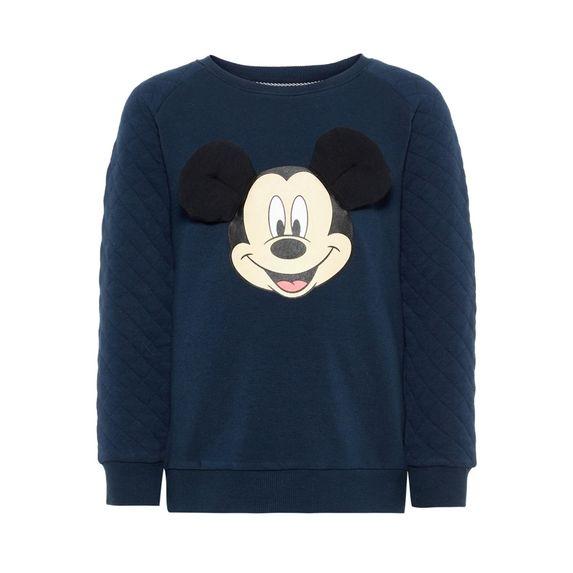 Джемпер Name it Mickey Mouse Best friends (синий), арт. 193.13167469.DSAP, цвет Синий