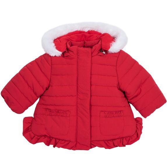 Термокуртка Chicco Lilli, арт. 090.87429.075, цвет Красный