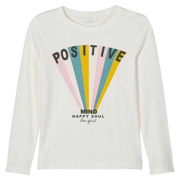 Реглан Name it Positive, арт. 203.13179146.SWHI, цвет Белый