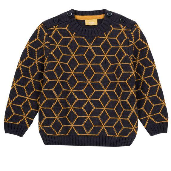 Пуловер Chicco Fishing time, арт. 090.69300.098, цвет Серый