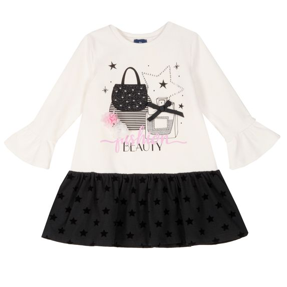 Платье Chicco Fashion beauty, арт. 090.93160.030, цвет Белый