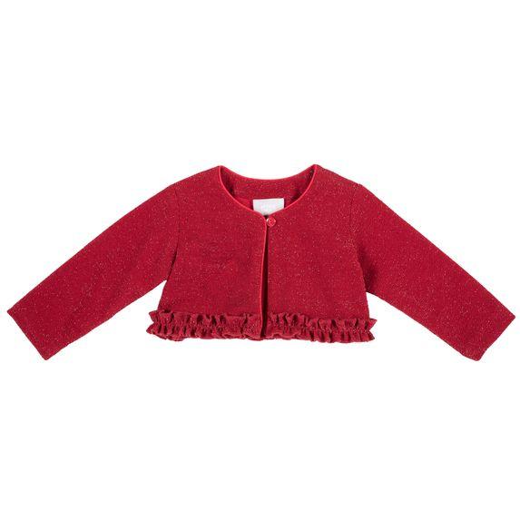 Кардиган Chicco Lilli, арт. 090.96942.075, цвет Красный