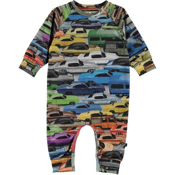 Комбинезон Molo Fairfax Cars, арт. 3S20B505.6050, цвет Разноцветный