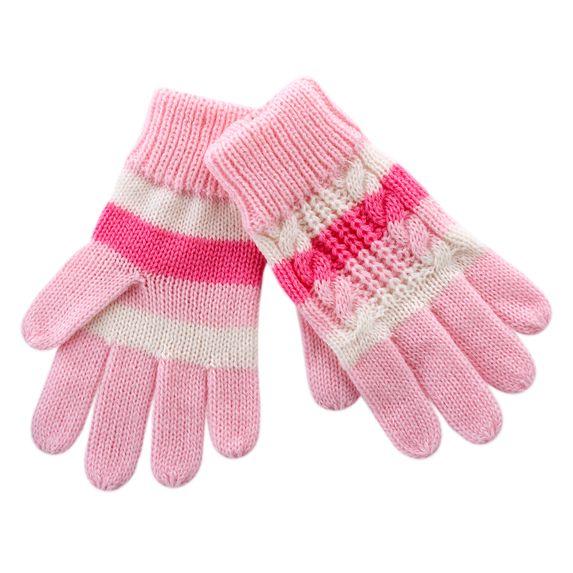 Перчатки Chicco Pink Star, арт. 090.04769.018, цвет Розовый