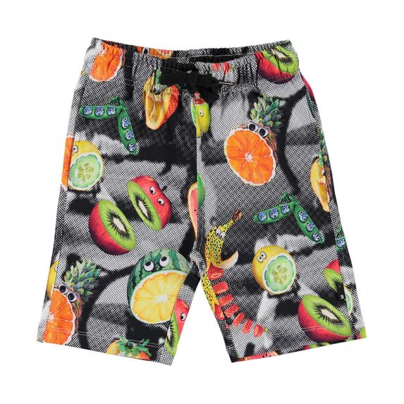 Шорты Molo Allwin Karate Fruit, арт. 1S20H127.6058, цвет Серый