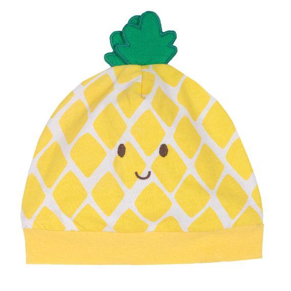 Шапка Chicco Pineapple, арт. 090.04582.041, цвет Желтый