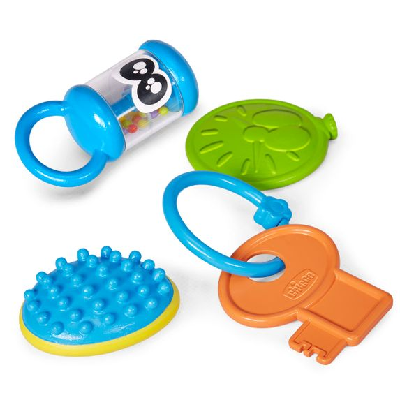 "Набор игрушек Chicco ""Копилка подарков Baby Sences"", арт. 07891.00"