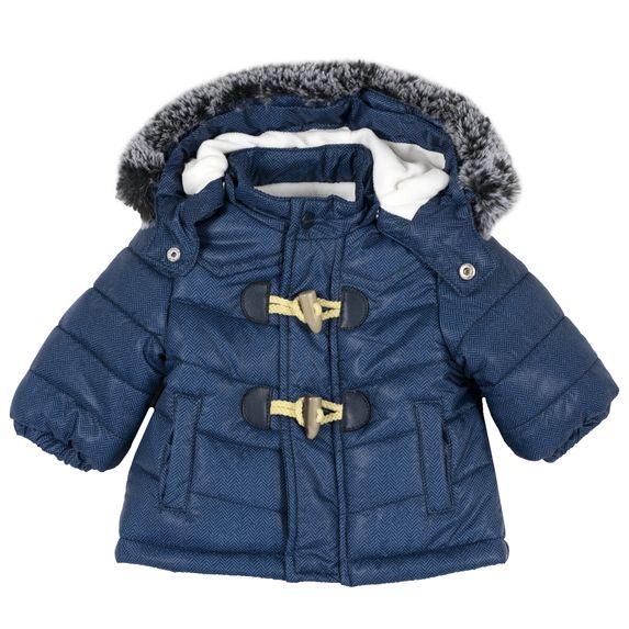Куртка Chicco Arctic Friend, арт. 090.87426.088, цвет Синий