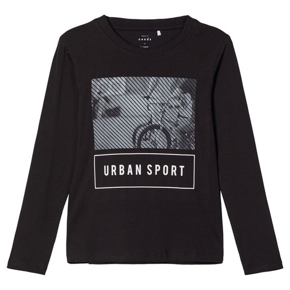 Реглан Name it Urban sport, арт. 203.13179180.BLAC, цвет Черный