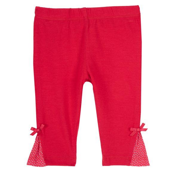 Леггинсы Chicco Red apple, арт. 090.25867.075, цвет Красный