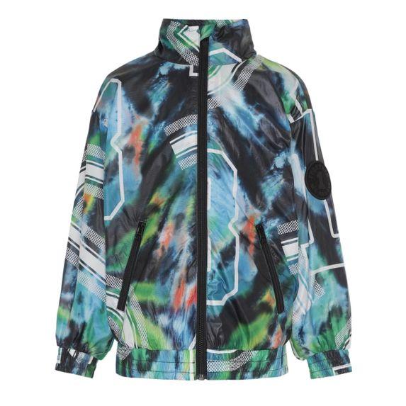 Куртка Molo Hansel Tie Dyed Numbers, арт. 5S20M303.6103, цвет Голубой