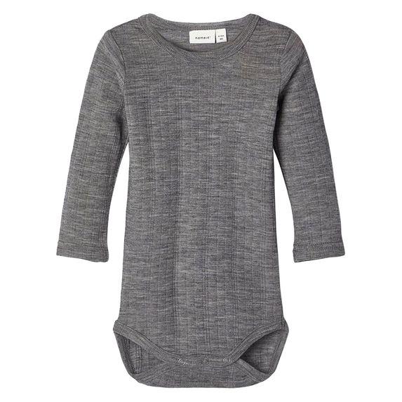 Термободи Name it Grey, арт. 193.13161074.DGRE, цвет Серый