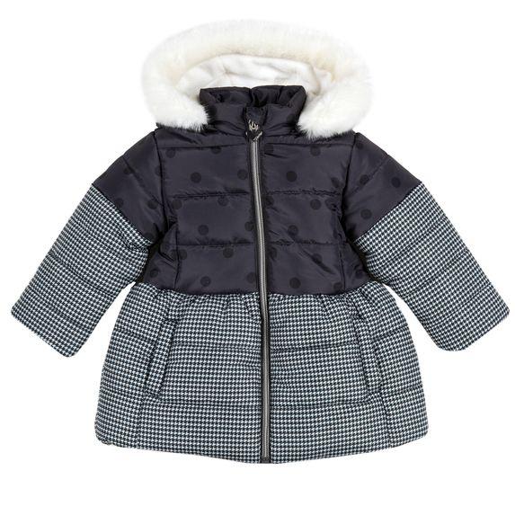 Термокуртка Chicco Thermore Olivia, арт. 090.87515.096, цвет Черный