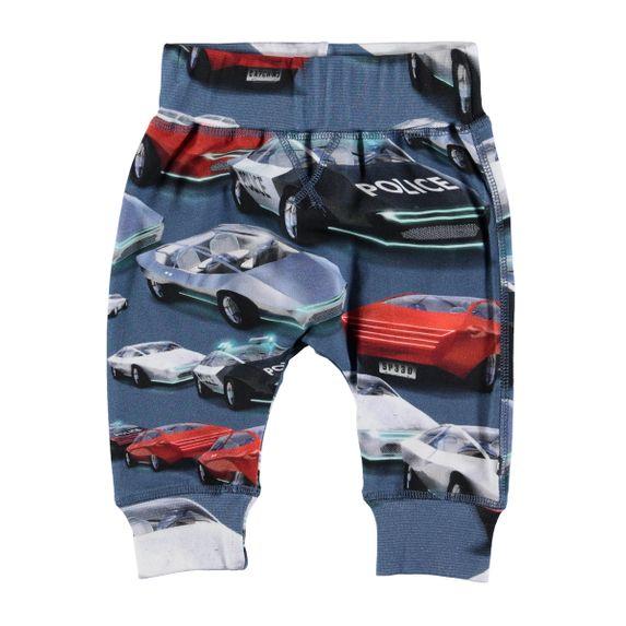 Брюки Molo Sammy Self-Driving Cars, арт. 3W19I210.4880, цвет Синий