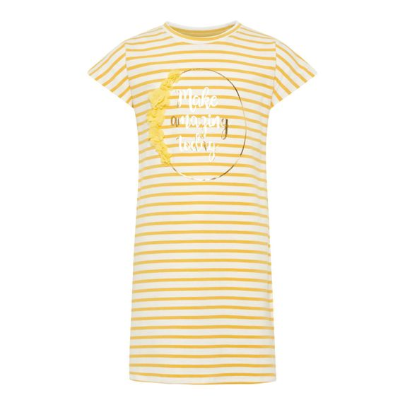 Платье Name it Today (желтое), арт. 13164806.PMAR, цвет Желтый