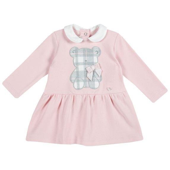 Платье Chicco My bear, арт. 090.03060.010, цвет Розовый