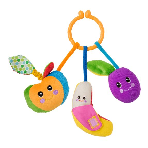 "Игрушка на коляску Chicco ""Tutti-Frutti"", арт. 09227.00"