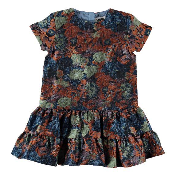 Платье Molo Cicely, арт. 2W19E105.8094, цвет Бежевый с красным