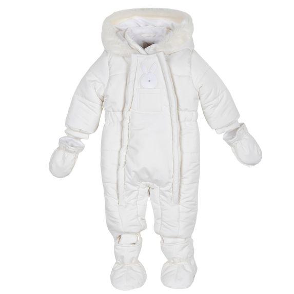 Комбинезон Chicco Magic bunny, арт. 090.29322.030, цвет Белый