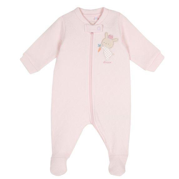 Комбинезон Chicco Rabbit, арт. 090.21719.011, цвет Розовый