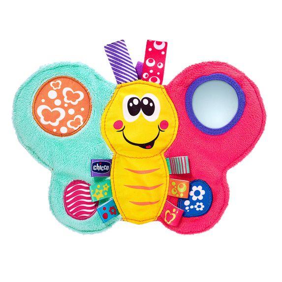"""Мягкая игрушка Chicco """"Бабочка Дейзи"""", арт. 07893.00"""