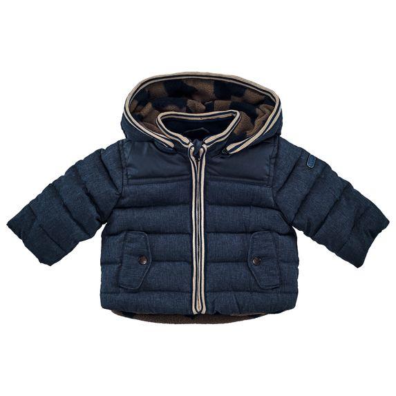 Куртка пуховая Chicco Denim, арт. 090.87208, цвет Синий