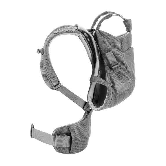 Рюкзак-переноска Stokke MyCarrier™ Front and Back, арт. 4316, цвет Grey Mesh