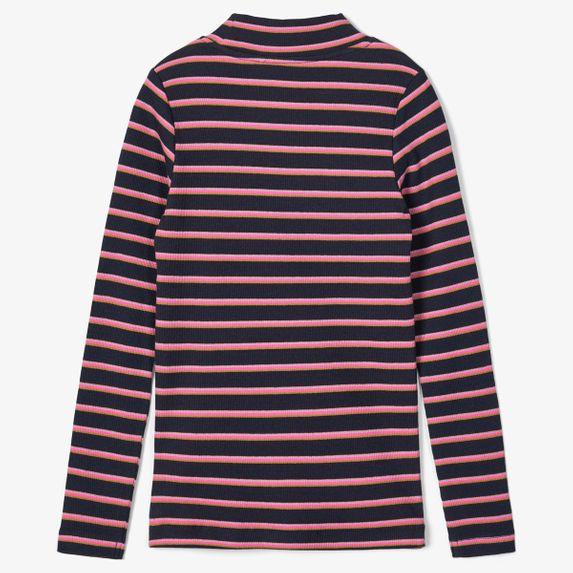 Реглан Name it Pink stripes, арт. 203.13180381.DSAP, цвет Синий