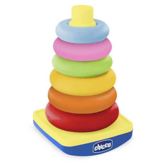 """Игрушка-пирамидка Chicco """"Башня"""", арт. 07423"""