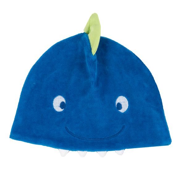 Шапка Chicco Baby dinosaur, арт. 090.04235.085, цвет Синий