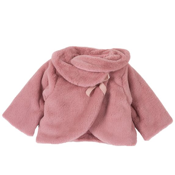 Пальто Chicco Magic of winter, арт. 090.82383.015, цвет Розовый