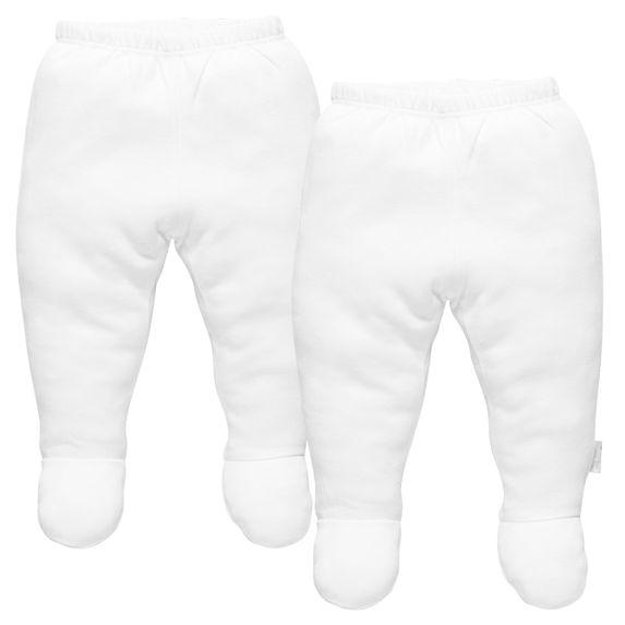 Ползунки (2 шт) Chicco Kiddy, арт. 091.11342.033, цвет Белый
