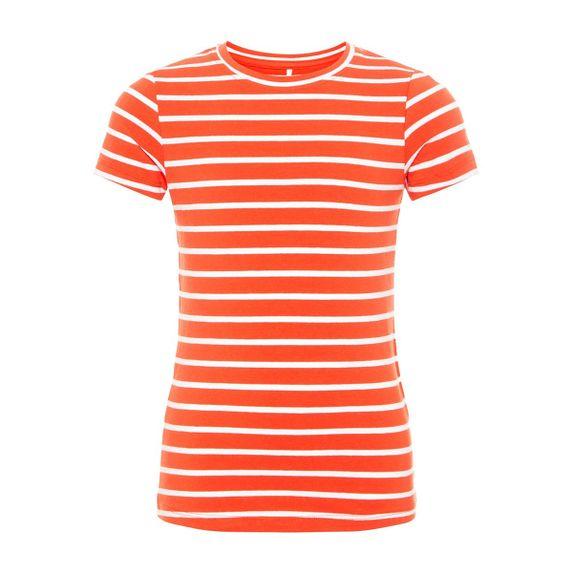 Футболка Name it Orange, арт. 13165051.CTOM, цвет Красный