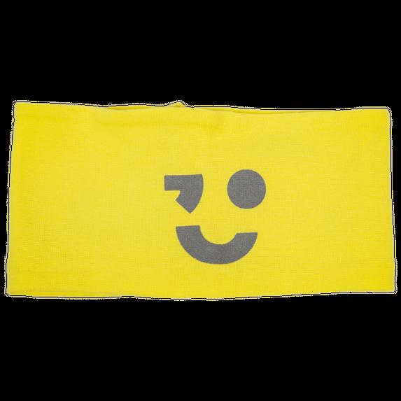 Повязка на голову Name it Smile Yellow, арт. 201.13173551.LIME, цвет Желтый